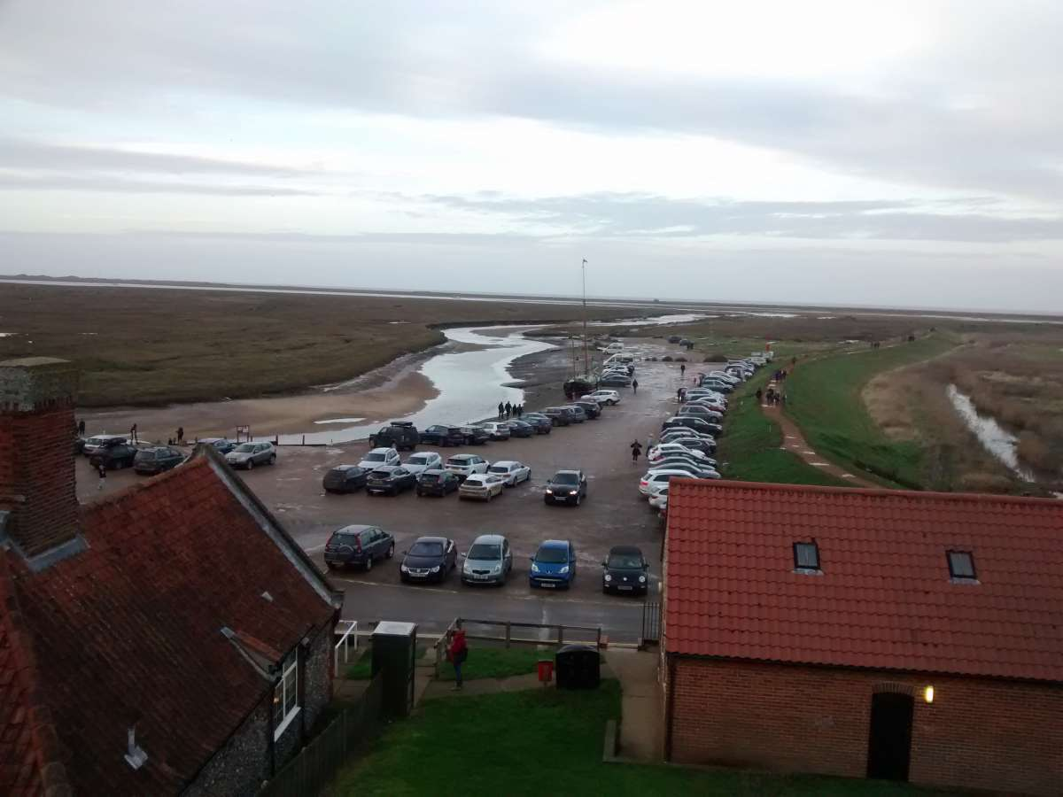 Blakeney w Norfolk